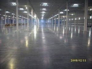 ULine, Pleasant Prairie, Wisconsin.  CG Schmidt project, interior floor joint filling, exterior slab on grade (SOG) caulking by Sids Sealants.